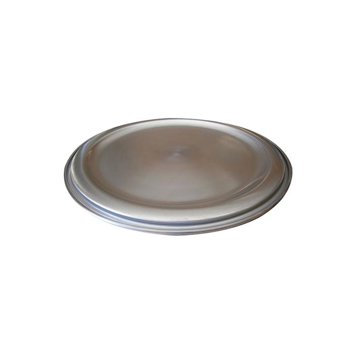 Piatto da portata in alluminio cm 30