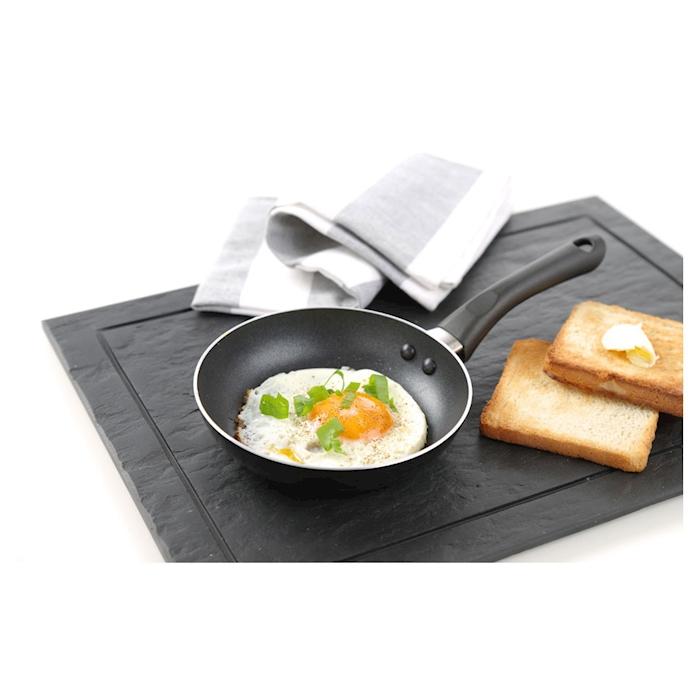 Padella Gourmet in alluminio antiaderente cm 15