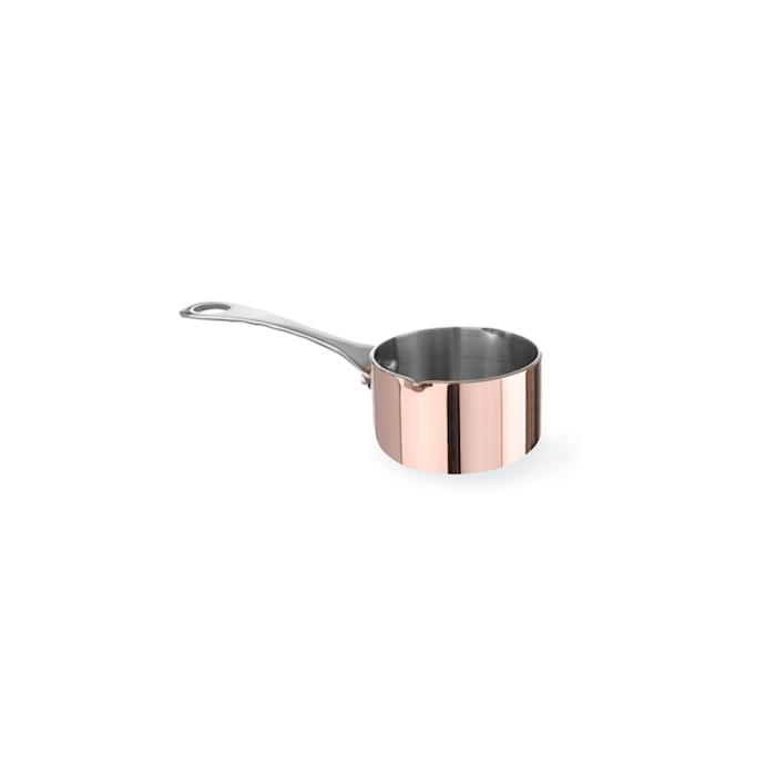 Mini casseruola Hendi in alluminio acciaio e rame cm 8,5x5