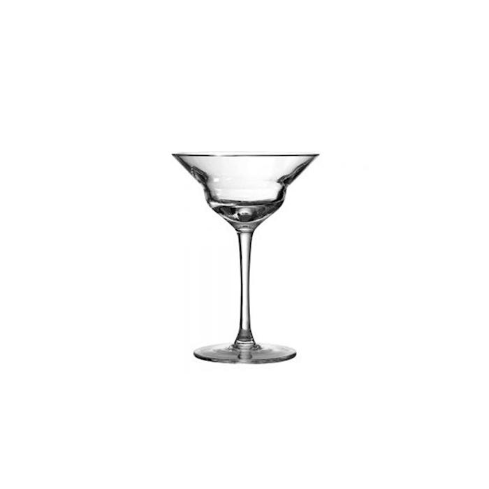 Coppa Martini Calabrese Urban Bar in vetro trasparente cl 7