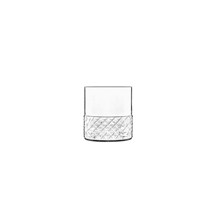Bicchiere acqua Roma 1960 Bormioli Luigi in vetro trasparente cl 30