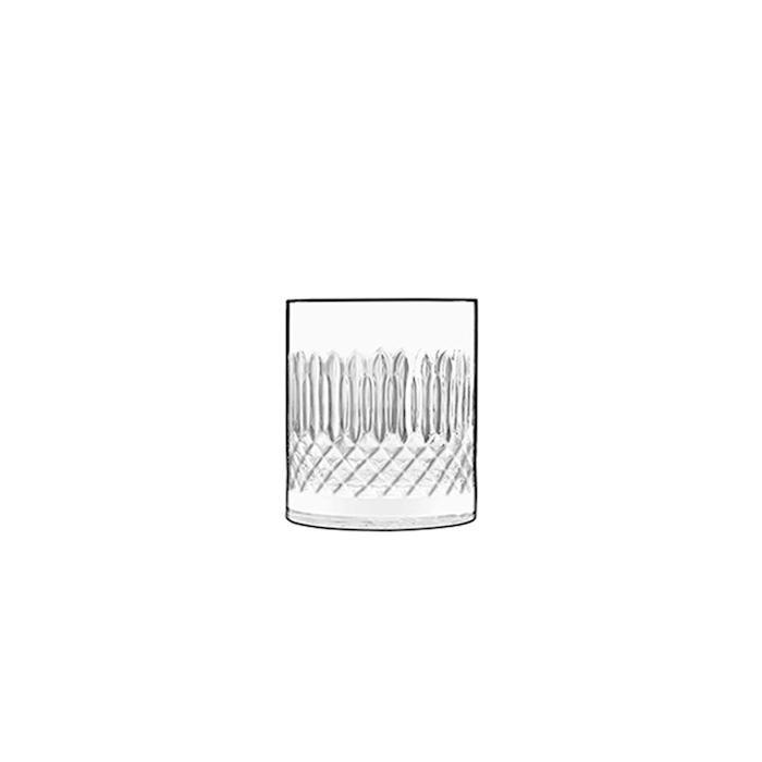 Bicchiere dof Diamante Bormioli Luigi in vetro cl 38