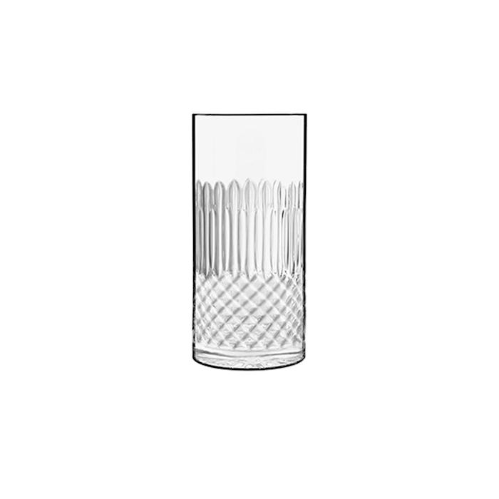 Bicchiere beverage Diamante Bormioli Luigi in vetro cl 48