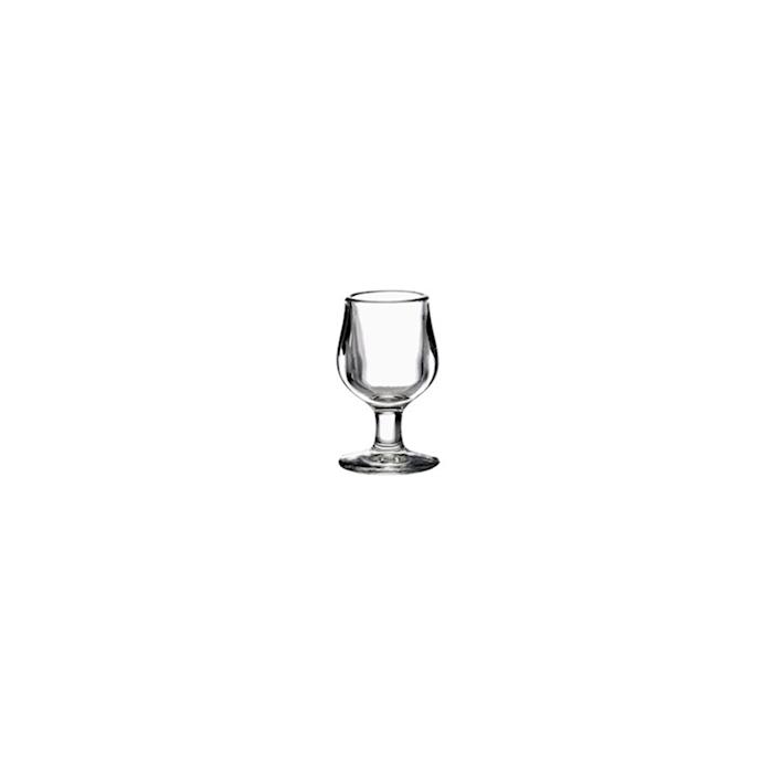 Calice liquore Deguster in vetro trasparente cl 3