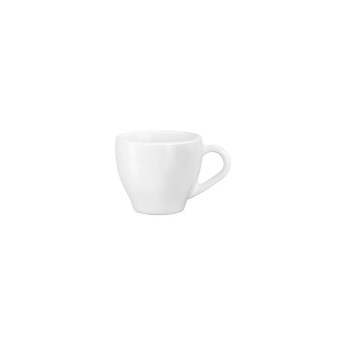 Tazzina caffè Icon Bormioli Rocco in vetro bianco cl 8