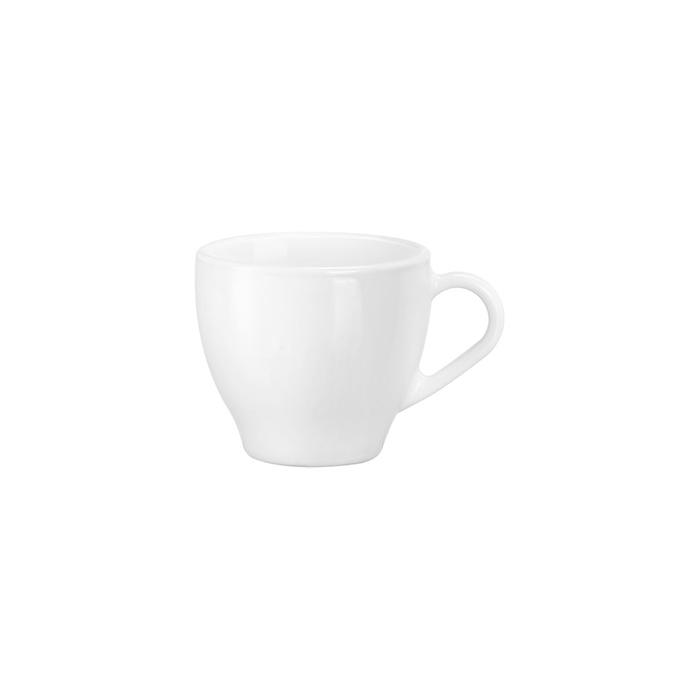 Tazza cappuccino Icon Bormioli Rocco in vetro bianco cl 22