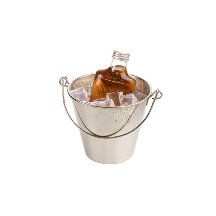 Fiaschetta Speakeasy 100% Chef in vetro con tappo cl 20