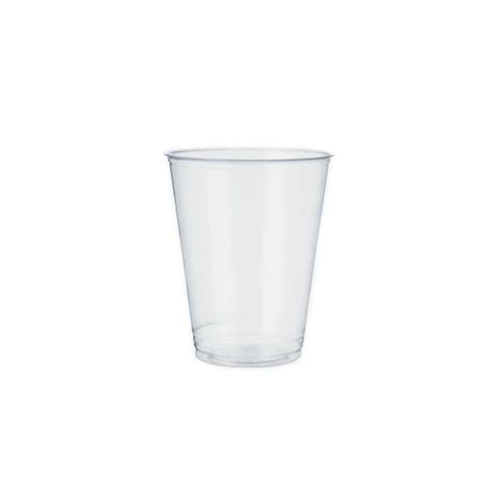 Bicchiere Ecok in PLA trasparente cl 55