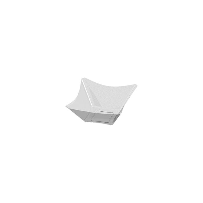 Coppetta Only in polistirene trasparente cm 7,5x7,5x3