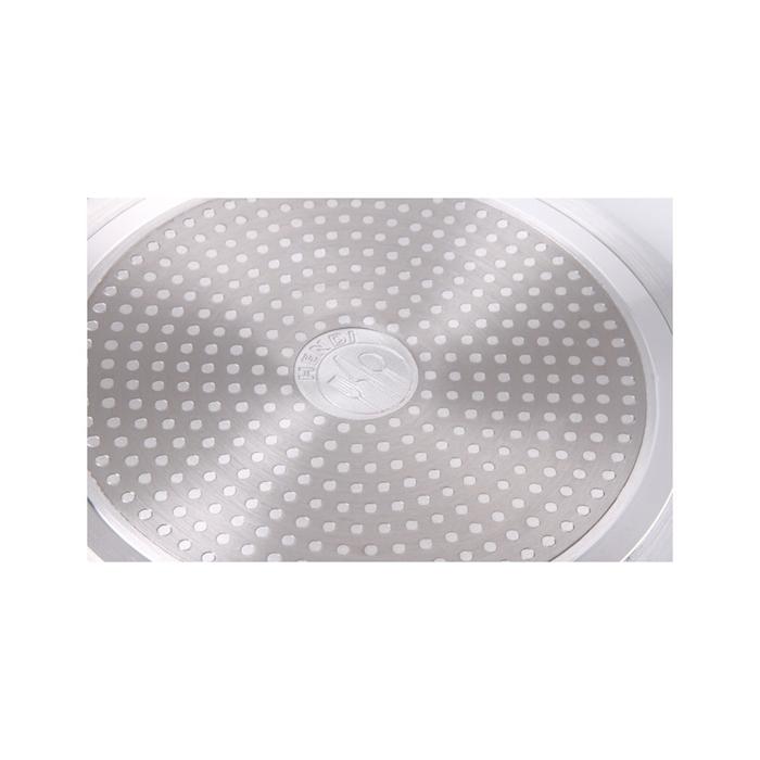 Padella per induzione Marble Hendi in alluminio antiaderente cm 39