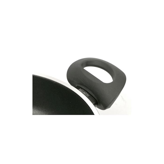 Casseruola alta induzione Ballarini 2 manici in alluminio antiaderente cm 24