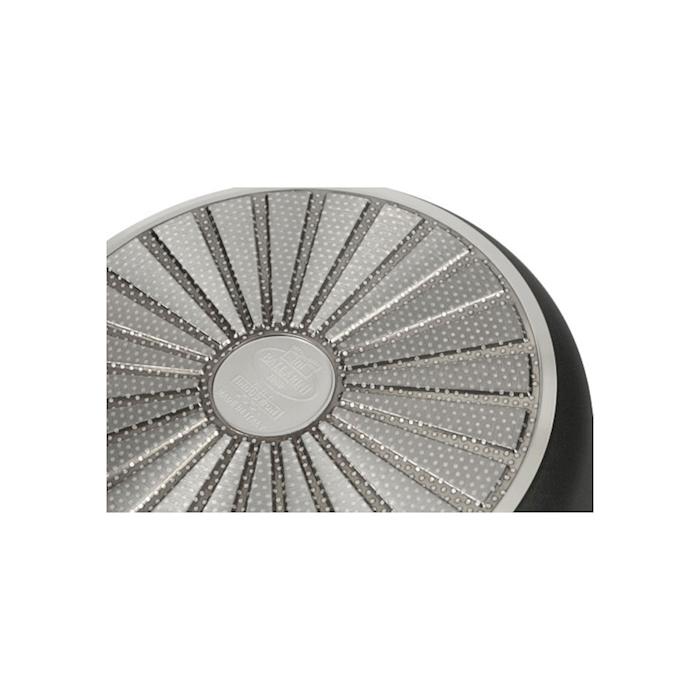 Padella induzione Ballarini in alluminio antiaderente cm 24