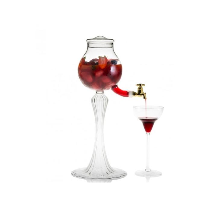 Fontana Assenzio 100% Chef un rubinetto in vetro borosilicato cl 60