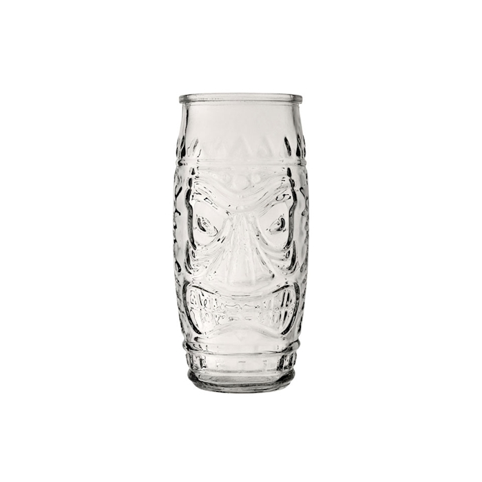 Bicchiere tiki glass Kendo highball in vetro cl 63