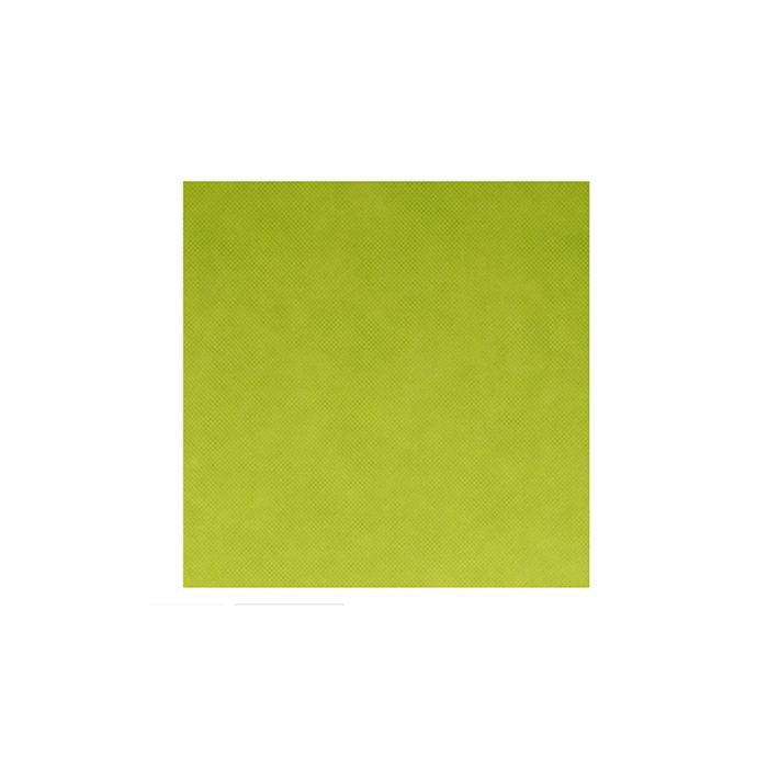 Rotolo tovaglia pretagliato in tnt Spundbond verde lime mt 50,4x1,20
