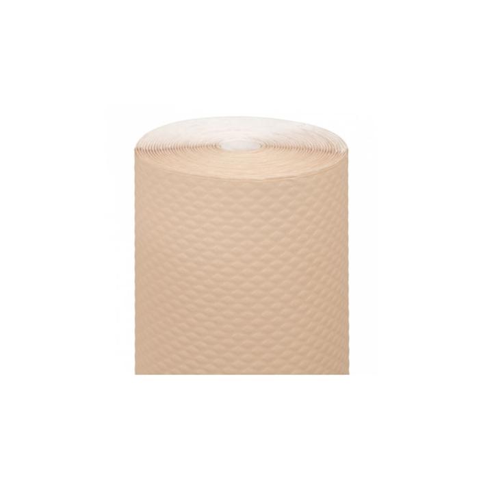 Rotolo tovaglia in carta riciclata ecru mt 100x1,20