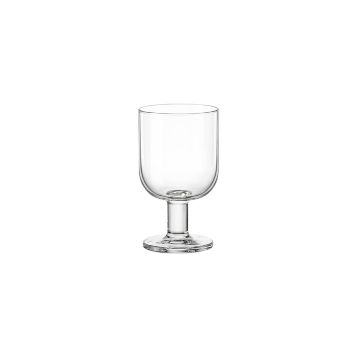 Calice Hosteria Bormioli Rocco medium in vetro cl 20