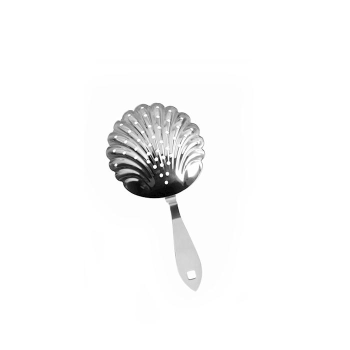 Julep strainer Seashell in acciaio inox cm 17