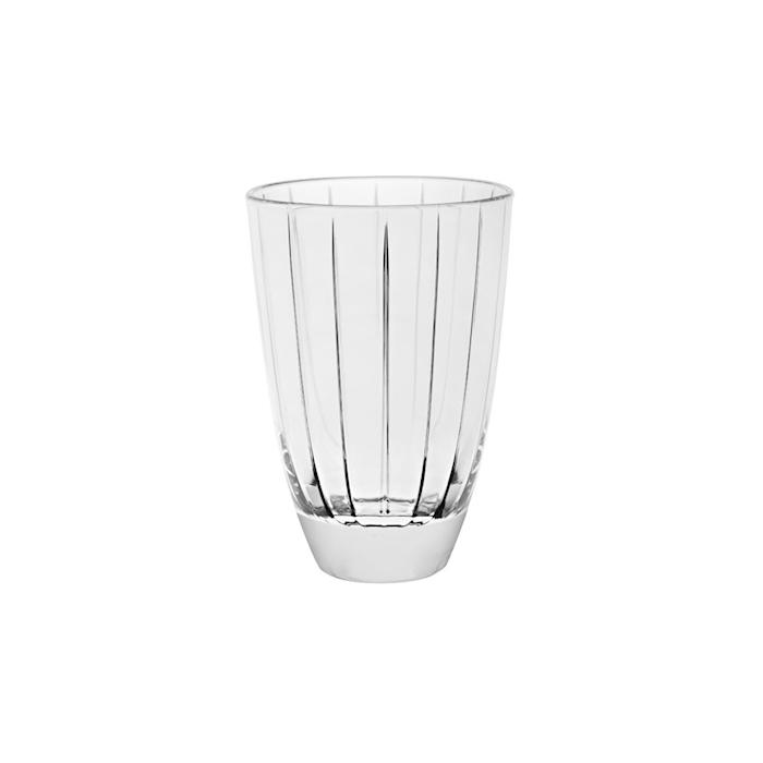 Bicchiere Accademia XL VIDIVI in vetro lavorato cl 49