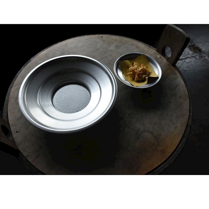 Colafritto in alluminio cm 15