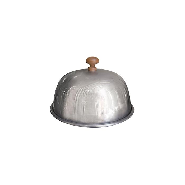 Cloche in alluminio cm 18
