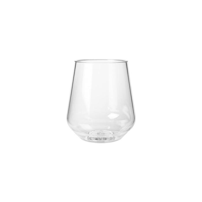 Bicchiere acqua cool in tritan trasparente cl 40