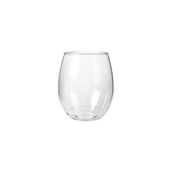 Bicchiere acqua conf in tritan trasparente cl 40