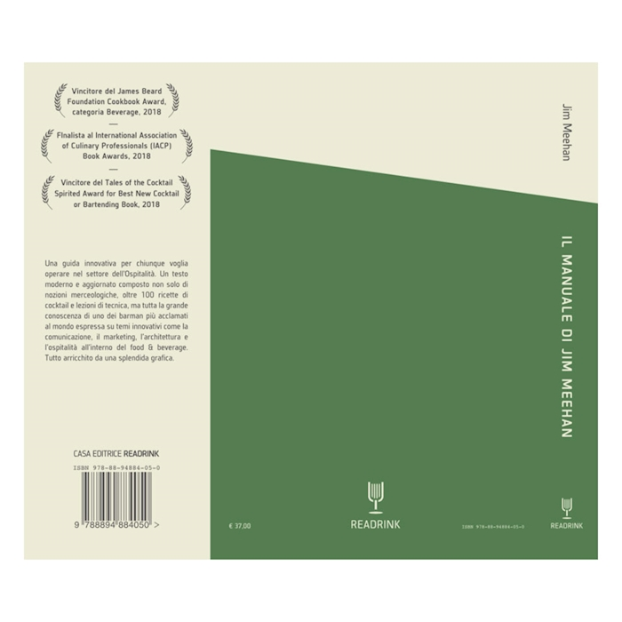 Il manuale di Jim Meehan