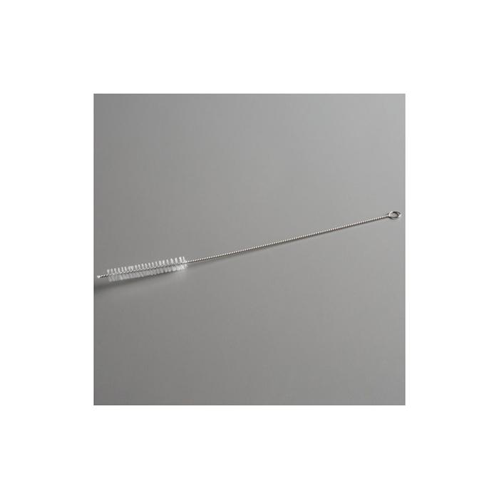 Scovolino per cannucce riutilizzabili in acciaio e nylon cm 27