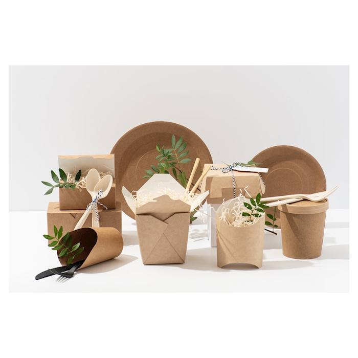 Kit campionatura prodotti monouso e biodegradabili