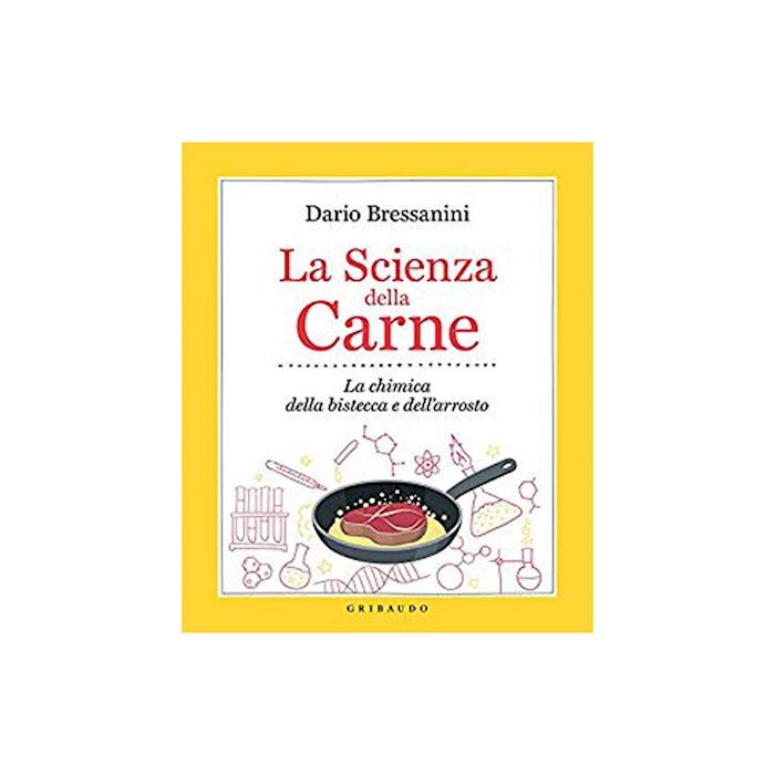 La scienza della carne di Dario Bressanini