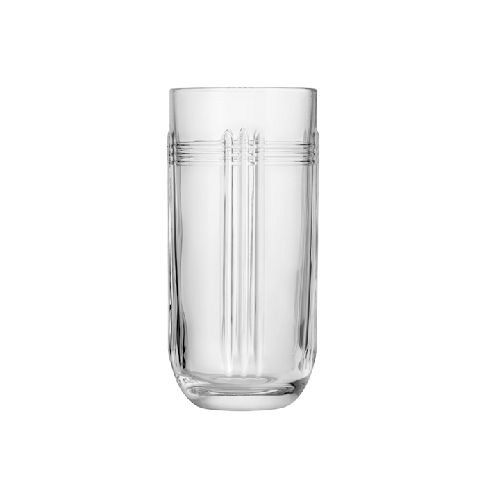 Bicchiere hi-ball The Gats Libbey in vetro cl 35,5