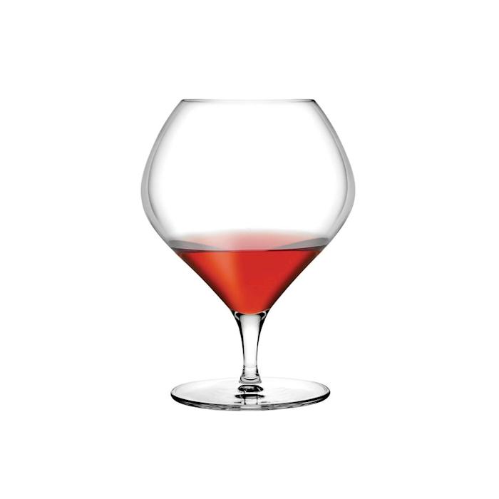 Calice Cognac Fantasy Nude in vetro cl 87