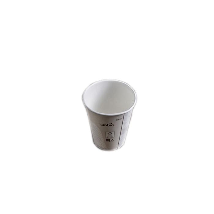 Bicchiere cappuccino in carta biodegradabile cl 24