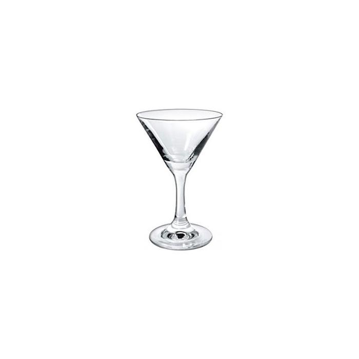 Calice Martini cocktail Borgonovo in vetro cl 10