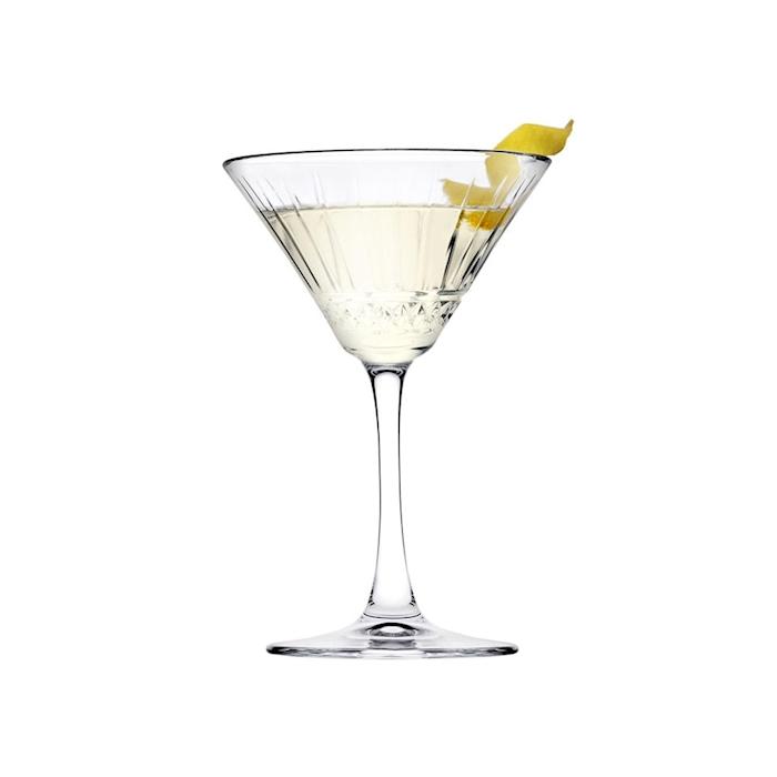Coppa martini Elysia in vetro cl 22