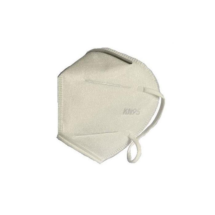 Mascherina alta protezione FFP2 in tnt bianco