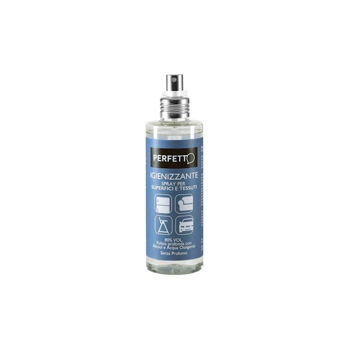Spray igienizzante superfici e tessuti ml 200