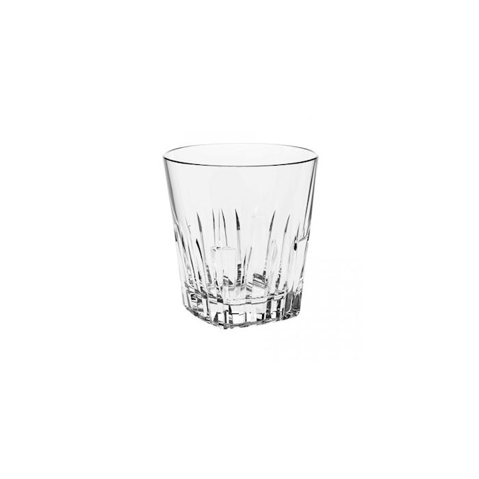 Bicchiere impilabile of Stepback Borgonovo in vetro cl 25