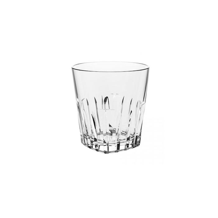 Bicchiere impilabile dof Stepback Borgonovo in vetro cl 36