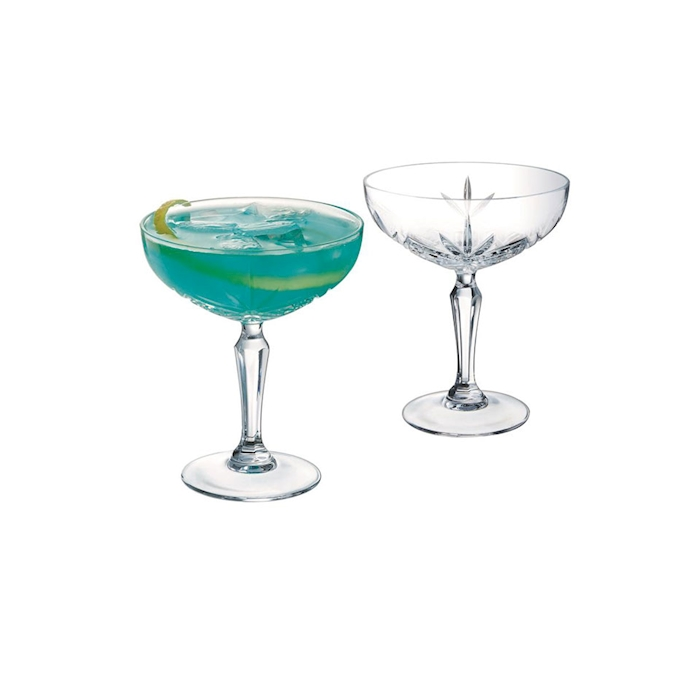 Coppa champagne Broadway in vetro cl 25