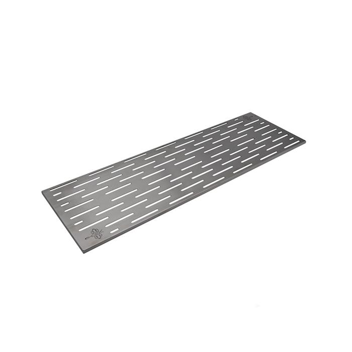 Griglia per bar mat in acciaio cm 59x19