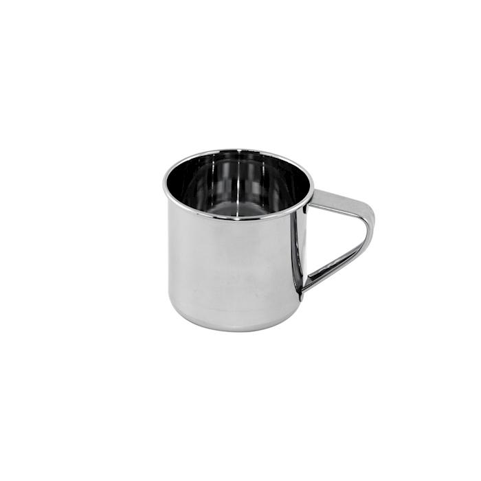 Tazza mug in acciaio inox cl 35