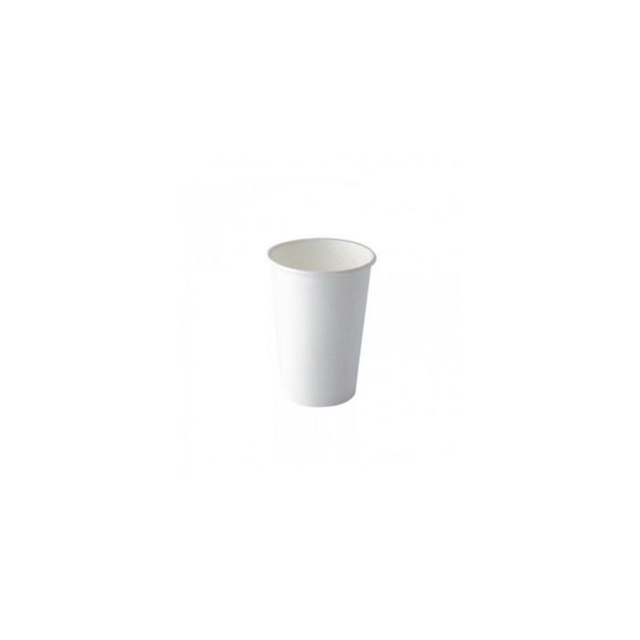 Bicchiere cappuccino in carta bianca cl 23