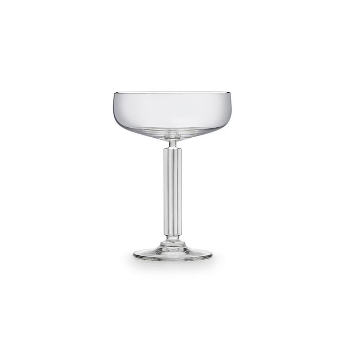 Coppa champagne Modern America Libbey in vetro cl 29