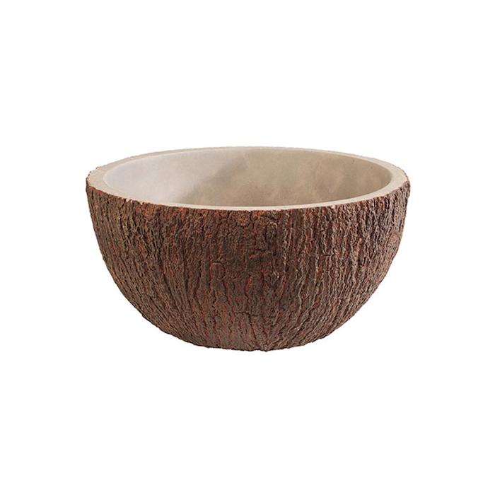 Coppa coconut in cemento lt 2,2
