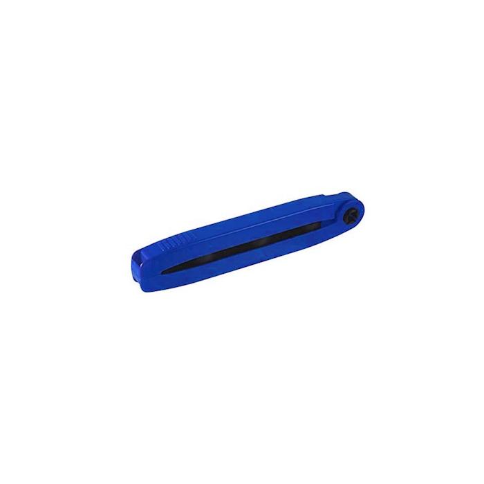 Clip chiudi sacco in polipropilene blu cm 24