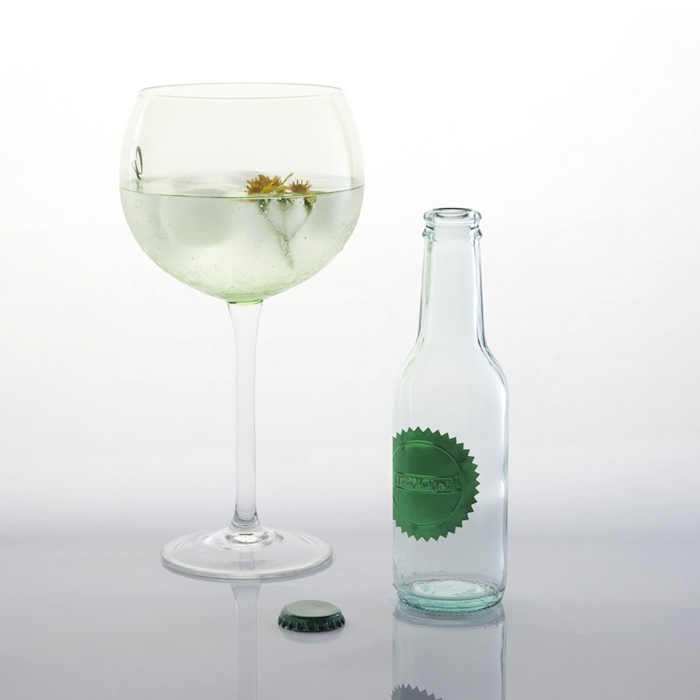 Bottiglia Gin Tonic 100% Chef in vetro cl 20