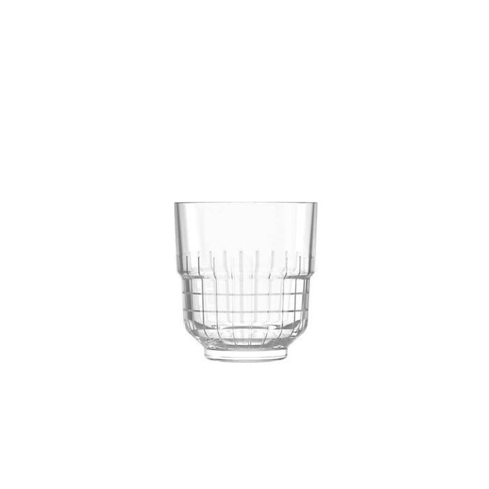 Bicchiere dof TarQ Libbey impilabile in vetro cl 35,5