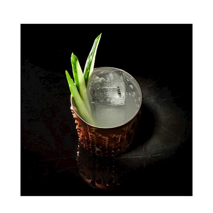 Stampo ghiaccio cubo in silicone nero cm 4x4